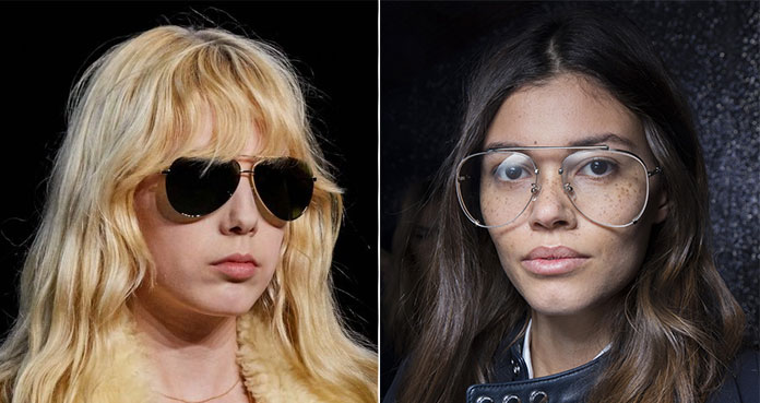 Top γυαλιά ηλίου για τη σεζόν Φθινόπωρο / Χειμώνας 2019 - 2020 (6)