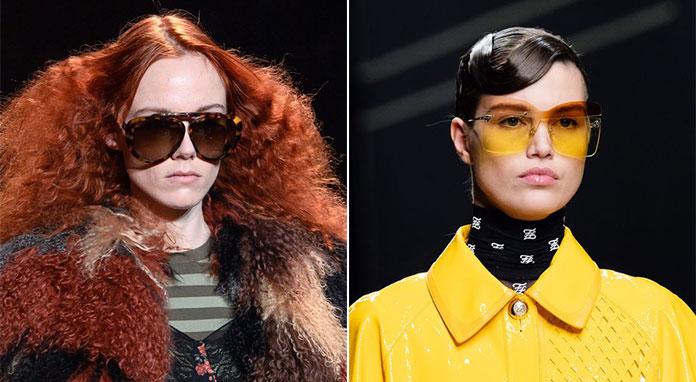 Top γυαλιά ηλίου για τη σεζόν Φθινόπωρο / Χειμώνας 2019 - 2020 (8)