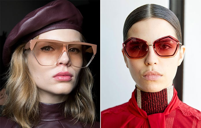 Top γυαλιά ηλίου για τη σεζόν Φθινόπωρο / Χειμώνας 2019 - 2020 (9)