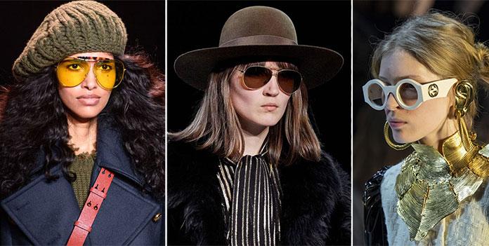 Top γυαλιά ηλίου για τη σεζόν Φθινόπωρο / Χειμώνας 2019 - 2020 (11)