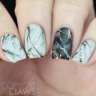 Νύχια μάρμαρο (12)