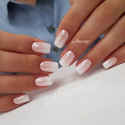 Νύχια λευκά γοργονέ (6)