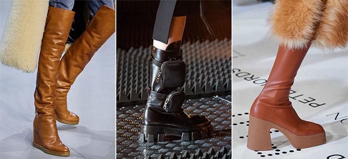 Παπούτσια Φθινόπωρο / Χειμώνας 2019 - 2020 (1)
