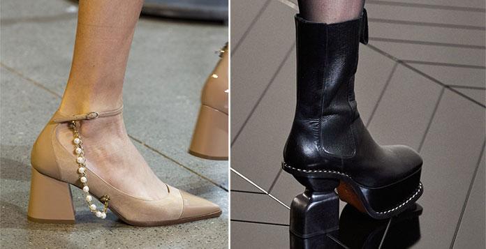 Παπούτσια Φθινόπωρο / Χειμώνας 2019 - 2020 (3)