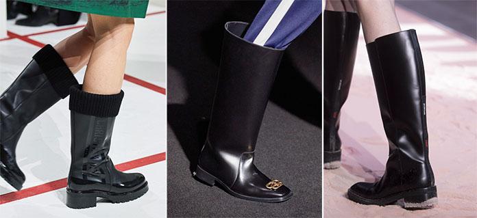 Παπούτσια Φθινόπωρο / Χειμώνας 2019 - 2020 (4)