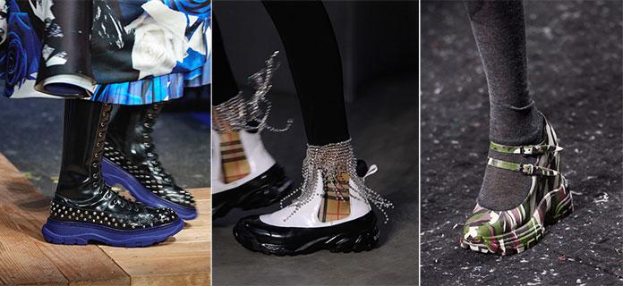 Παπούτσια Φθινόπωρο / Χειμώνας 2019 - 2020 (5)