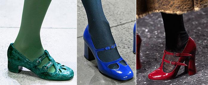 Παπούτσια Φθινόπωρο / Χειμώνας 2019 - 2020 (7)