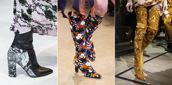 Παπούτσια Φθινόπωρο / Χειμώνας 2019 - 2020 (12)