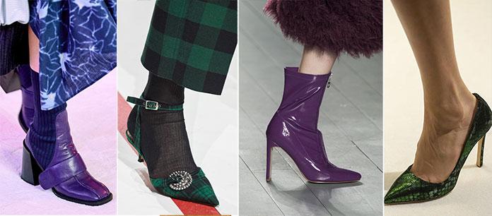 Παπούτσια Φθινόπωρο / Χειμώνας 2019 - 2020 (13)