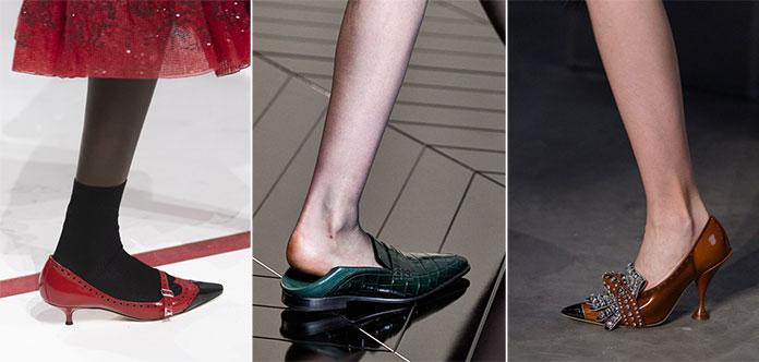 Παπούτσια Φθινόπωρο / Χειμώνας 2019 - 2020 (14)