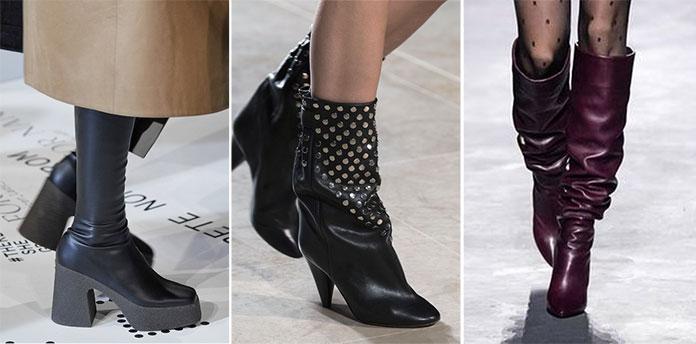 Παπούτσια Φθινόπωρο / Χειμώνας 2019 - 2020 (16)