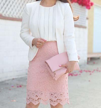 Συνδυασμοί για ντύσιμο με άσπρο σακάκι (23)