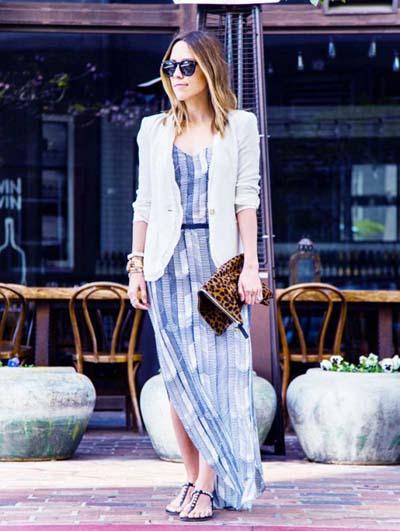 Συνδυασμοί για ντύσιμο με άσπρο σακάκι (33)