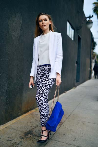 Συνδυασμοί για ντύσιμο με άσπρο σακάκι (41)