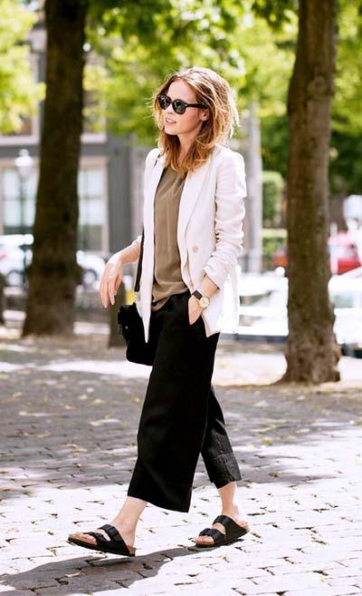 Συνδυασμοί για ντύσιμο με άσπρο σακάκι (44)