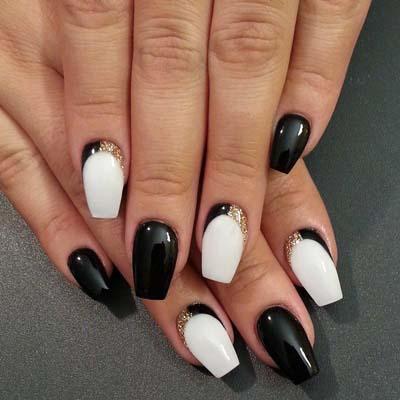 Σχέδια για μαύρα νύχια (9)