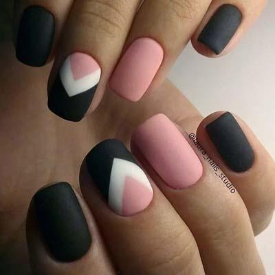 Σχέδια για μαύρα νύχια (22)