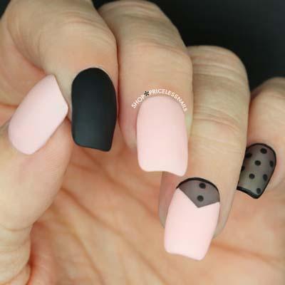Σχέδια για μαύρα νύχια (28)
