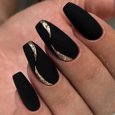 Σχέδια για μαύρα νύχια (30)
