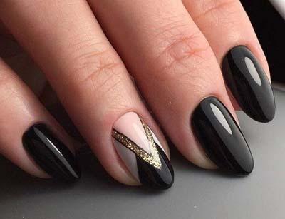 Σχέδια για μαύρα νύχια (36)