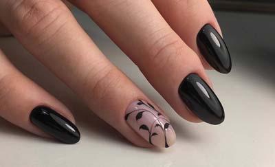 Σχέδια για μαύρα νύχια (37)