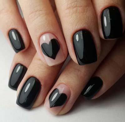 Σχέδια για μαύρα νύχια (39)