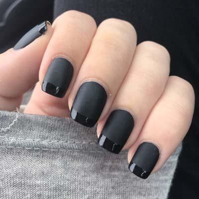 Σχέδια για μαύρα νύχια (41)