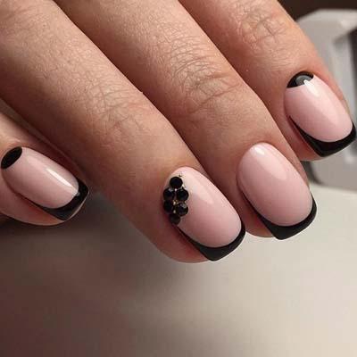 Σχέδια για μαύρα νύχια (44)