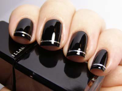Σχέδια για μαύρα νύχια (45)