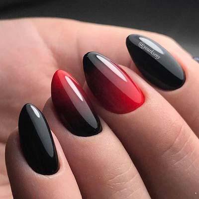 Σχέδια για μαύρα νύχια (53)