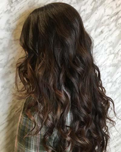 Σοκολατί μαλλιά (4)