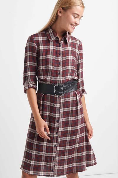 Φορέματα Φθινόπωρο / Χειμώνας 2019 - 2020 (19)