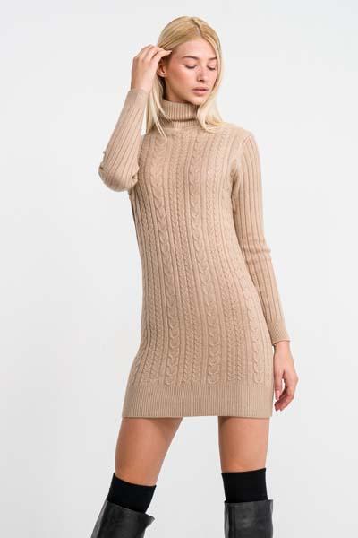 Φορέματα Φθινόπωρο / Χειμώνας 2019 - 2020 (30)