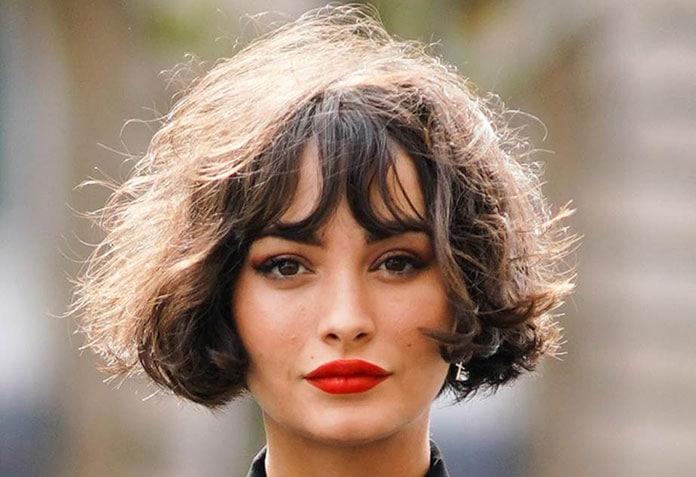 Γαλλικό καρέ στα μαλλιά