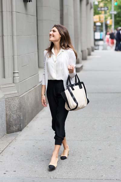 Συνδυασμοί με μαύρο παντελόνι (3)