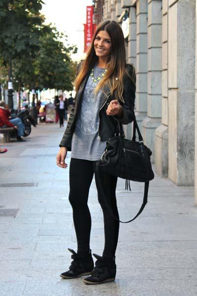 Συνδυασμοί με μαύρο παντελόνι (25)