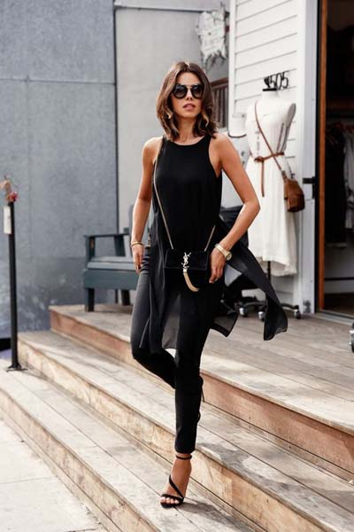 Συνδυασμοί με μαύρο παντελόνι (28)