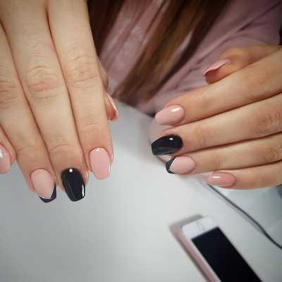 Σχέδια για μπεζ νύχια (25)