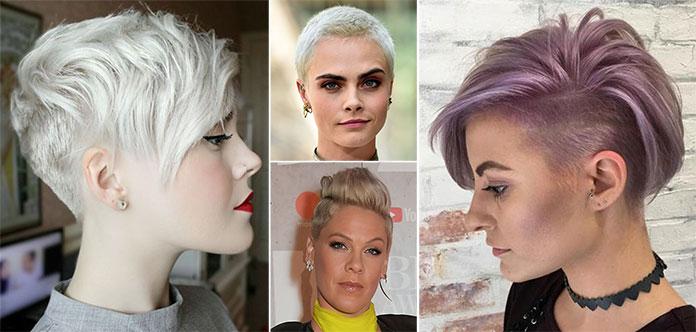 Γυναικεία ξυρισμένα μαλλιά ή καρφάκια