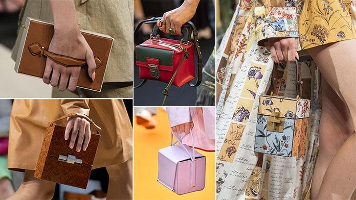 Σκληρές τσάντες τύπου κουτιού - Box bags