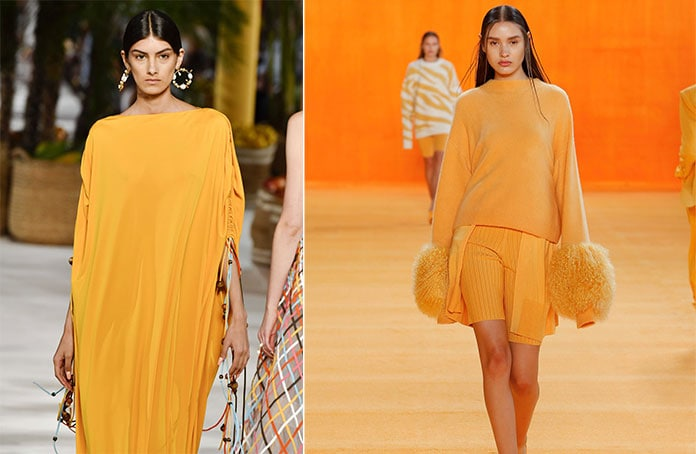 Βαθύ κίτρινο του σαφράν (Saffron)