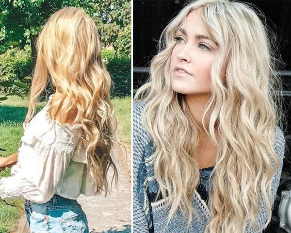 Ανάλαφρες μπούκλες και κυματιστά μαλλιά για το Καλοκαίρι