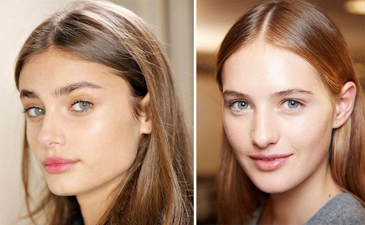 No-makeup μακιγιάζ